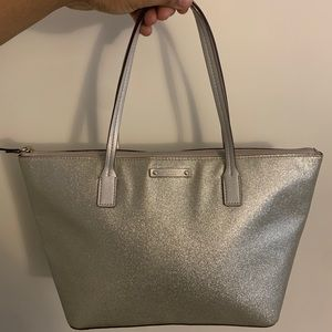 Silver Margareta Haven Lane Tote (free shipping)